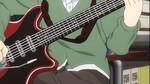 のんのんびよりのギター