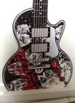 ペーパーギター(ZERO)ボディ